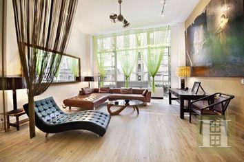Actor Matthew Modine Lists Garden Loft Duplex In New York City