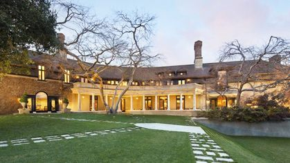 This Week's Priciest New Property Is a $29.9M English-Style Estate in Monte Sereno