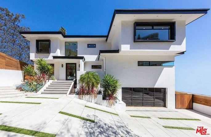 The new Sunset Strip house Adam Lambert just picked up