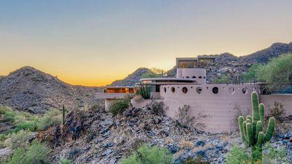 Hey, Frank Lloyd Wright Fans! Arizona Home Headed for No-Reserve Auction