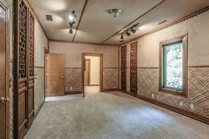 Leon Russell's home recording studio
