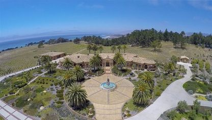 Next Door to Hearst Castle, $55M Cambria Estate Is Our Most Expensive New Listing