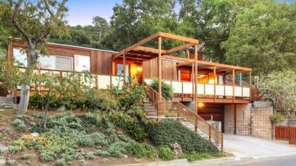 Midcentury Modern Time Capsule in L.A. on Market for the First Time