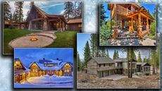 Hit the Slopes! 5 Amazing Luxury Ski Homes Worth Schussing Into