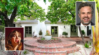 L.A. Home Once Owned by Mark Ruffalo and Zooey Deschanel Is On the Market—Again