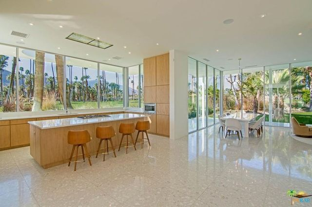 Fresh Modern Home Sprouts On Desert Land Once Owned By Gerald Ford New Haven Register