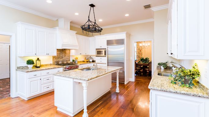 Home Staging Kitchen Counters