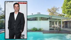 Actor Jesse Bradford Selling Immaculate Midcentury Modern in Hollywood Hills