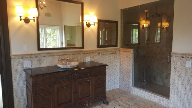 Before / Mandeville Canyon master bath