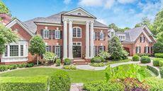 Former NFL Lineman Chris Hinton Selling Massive Georgia Mansion for $2.2M