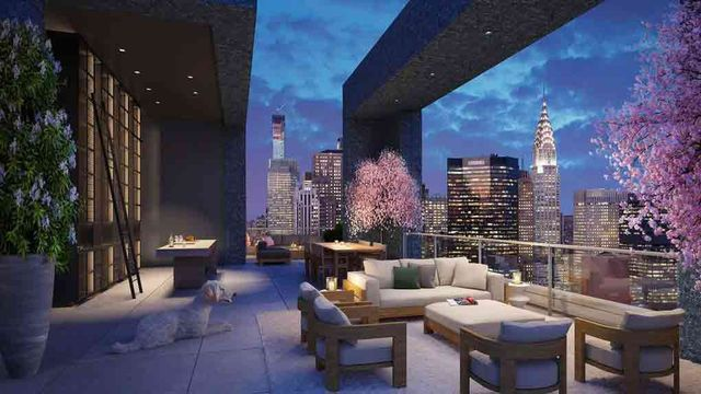 $98M, 5-Floor Penthouse in NYC Is Most Expensive New Listing