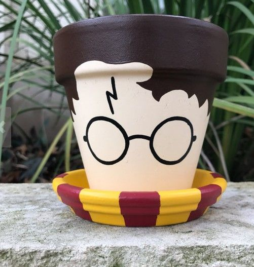 "Harry ""Potter,"" get it?"