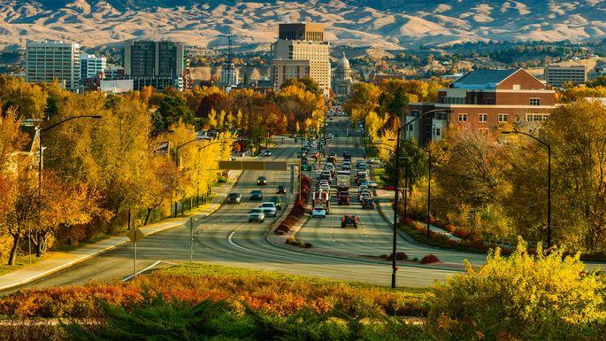 Boise City, ID