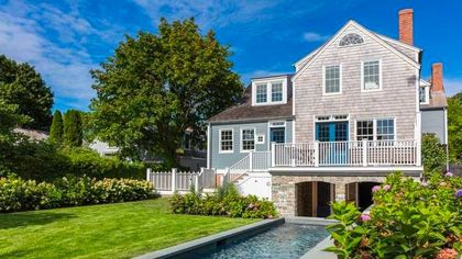 Historic Sag Harbor Home on the Market Offers Lots of Luxury, and a Little Drama
