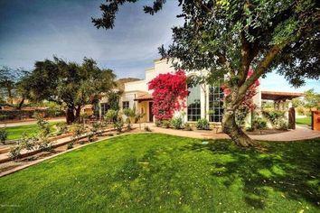 Pro Golfer Kirk Triplett Selling Scottsdale Home