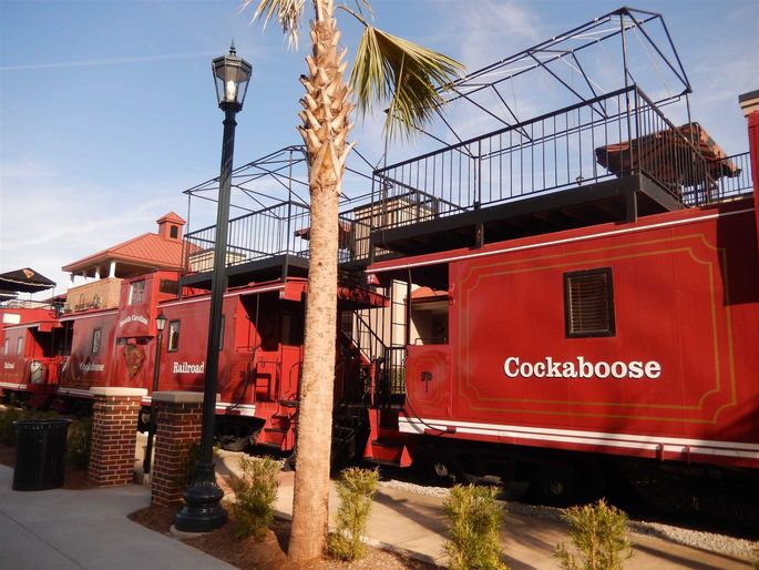 A caboose to call your own