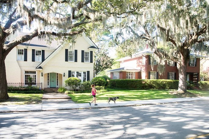 Savannah allows third-party applications for historic designation of a property, but the action has to have the cooperation of the homeowner.