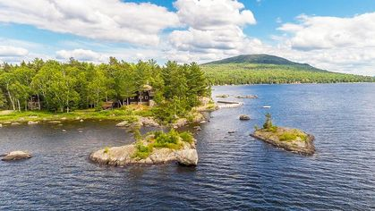 $2.45M Private Island Retreat in Maine Sells in Just 2 Weeks