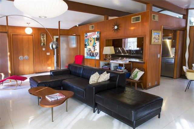 Mid-Century TX Home Comes With Fallout Shelter | realtor.com®