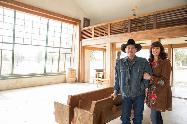 Susan Jenkins and her husband Jody Jenkins, owners of the Flying L Guest Ranch