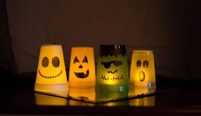 This might be the easiest, most-loved craft you'll make for Halloween.