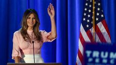 Move Over Lincoln, Melania Trump Is Installing a White House 'Glam Room'