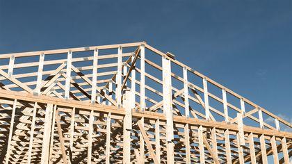 Home Builders Still Hammering Away but Fear a Slowdown Looms