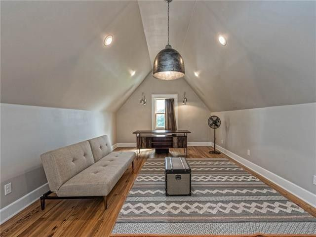 Chip And Joanna Gaines Gave This Shotgun House 20 Foot High Ceilings.