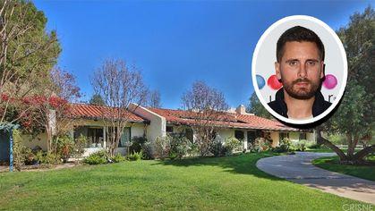 Scott Disick to 'Flip It' in Hidden Hills Again?