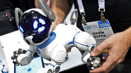 Aromatic Clocks, Robot Dogs, and Other Cutting-Edge Home Gadgets at CES