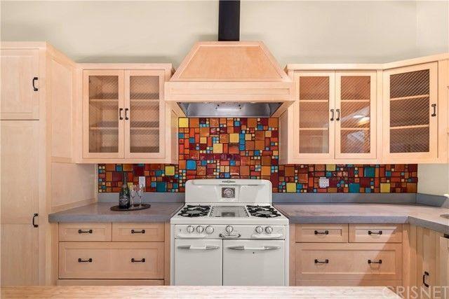 Kitchen Rainn Wilson house