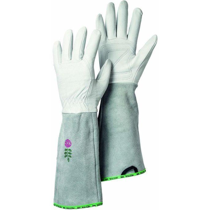 Garden rose gloves