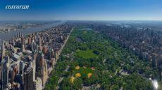$150M Duplex on NYC Billionaires Row Lands on the Market