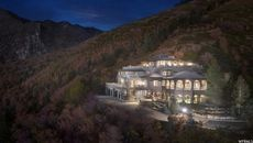 Check Out a $6M Mansion Carved Into Salt Lake City's Mount Olympus