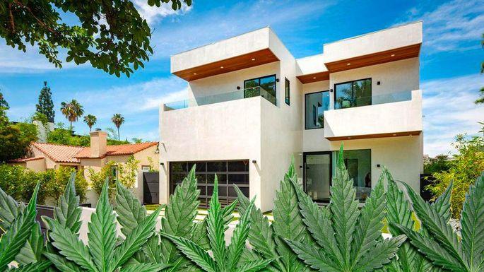 cannabis-house