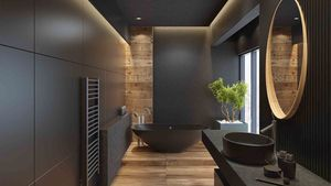 Would You Try the Black Bathroom Trend? 5 Ways to Bring It Home