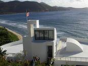 Half-Moon Oceanfront Masterpiece in Virgin Islands Offers Amazing Views