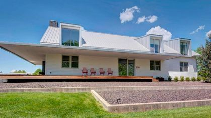 The Porch House in Missouri Is a New Take on Modern Farmhouse for Under $1M