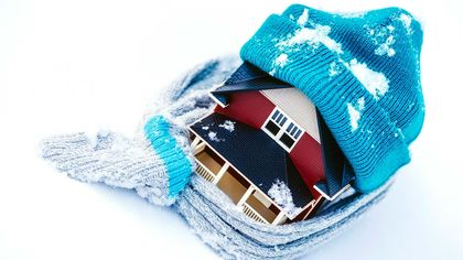 How to Winterize a House: Tips to Prevent Ice Dams, Drafts, and More