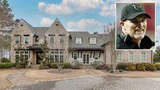 Former Atlanta Falcons Coach Dan Quinn Cuts Price of Georgia Mansion to $2.2M