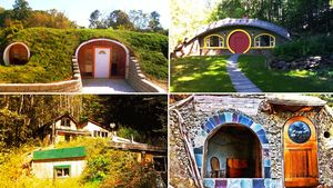 'Hobbit Houses' for Sale: 7 Listings So Precious, Bilbo Baggins Would Approve