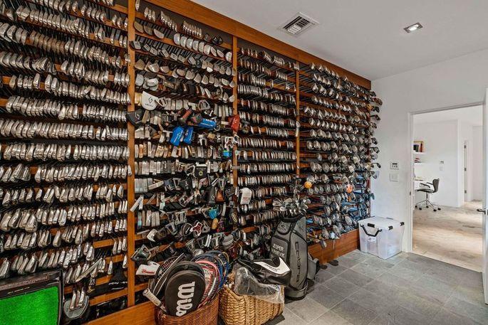 Club storage