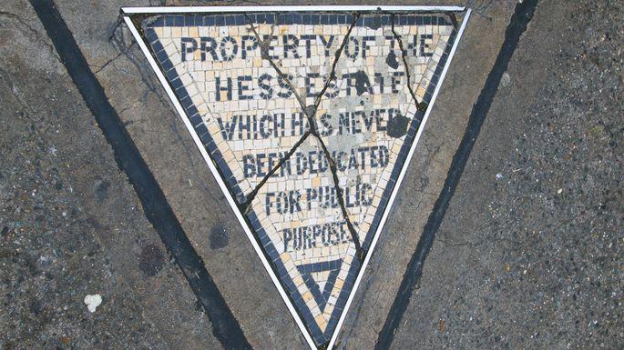 The Hess estate