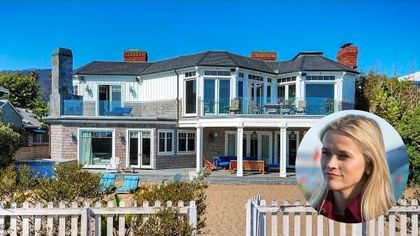 Here's How Much It Costs to Rent Reese Witherspoon's 'Big Little Lies' House