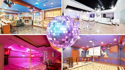 Disco Inferno! Dance On Into These 12 Homes With Private Discos