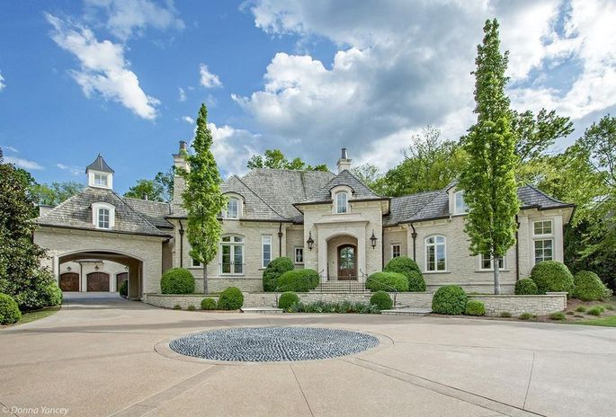 New Luxury Homes In Nashville Tn