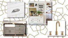 Want an Inexpensive Decor Update? Try Out These 4 Kitchen and Bathroom Trends for 2021