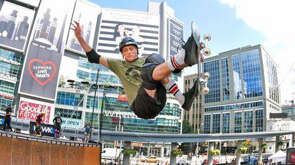 Skateboarding King Tony Hawk Buys Rad Pad in Detroit