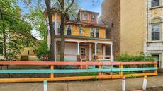 Chicago's Candyland House Is a Colorful Paradise in Need of an Artistic Buyer