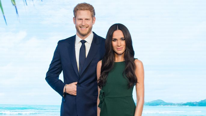 Prince Harry doesn't want Meghan Markle to wear trouser suit